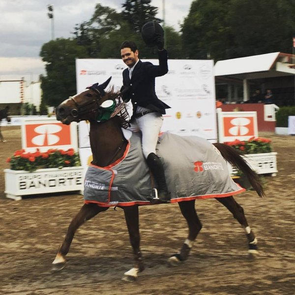 © : Luis A. Plascencia from Leon, Guanajuato won the GP CDMX