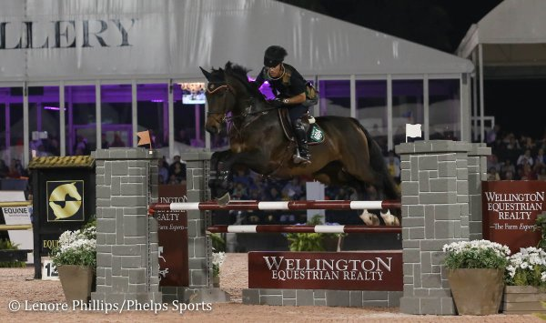 © : Jimmy Turano competing on Team Palm Beach Habilitation Center