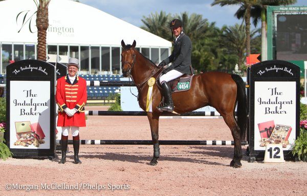 © Morgan McClelland: 3rd place wef challenge cup week 8